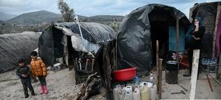 Flüchtlingskrise: Eine Reportage aus Izmir und Chios