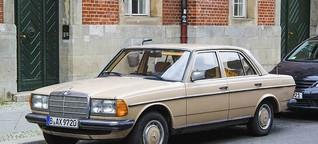 El niño más querido de los alemanes: el Mercedes Benz