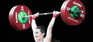 Sarah Davies: Gewichtheberin, Schönheitskönigin, Feministin