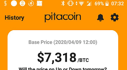 Pitacoin – Android App