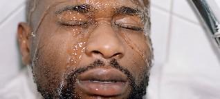 Foto-Projekt zur Männlichkeit: Gefühle zeigen. Schwäche zulassen. Weinen.