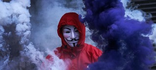 Hacktivisten - digitale Robin Hoods? 3 Fälle von Hacktivismus
