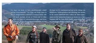 Komplett-Magazin - Serie Jagd und Naturschutz