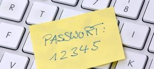 Warum brauchen Sie für eine bessere Sicherheit einen speziellen Speicher für Ihre Passwörter?