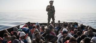 +++Exklusive Recherche+++ Dieser geleakte EU-Bericht zeigt, dass sich Europa nicht auf die libysche Küstenwache verlassen kann