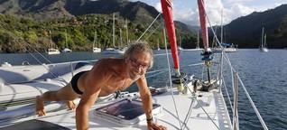 Segeln in der Südsee: Quarantäne auf dem Boot