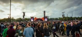 Roskilde: Ein Blick hinter die Kulissen von Europas dienstältestem Festival