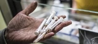 """Suchtmediziner über Coronakrise: """"Wie der Feldmarschall"""""""