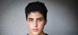 Das ist: Lukas, einer von wenigen geouteten trans Schauspieler*innen