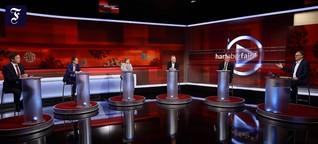 """TV-Kritik """"Hart aber fair"""": Wer darf auf den Platz - Fußballprofis oder Kinder?"""