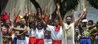 Mosambik - Paradebeispiel für den Sozialismus?