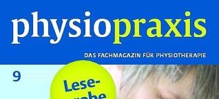 Fachartikel Frühgeborene und Physiotherapie
