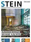 """Stein 5/2020: """"Restauratoren gehören in die Katastrophenstäbe"""""""