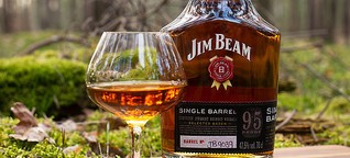 50 Shades of Bourbon: Jim Beam Single Barrel im Test