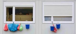 Zusätzliche Flüchtlingsunterkünfte rund um Karlsruhe wegen Corona