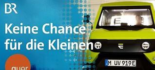 E-Auto aus München fährt mit Solarstrom | quer vom BR