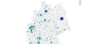 1500 Teams in 81 Sportarten: Hier ist die Bundesliga zu Hause