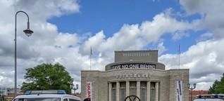 Verschwörungstheorien und Nazi-Vergleiche: Corona-Demo in Berlin
