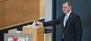 Wahl-Chaos Thüringen - Wie Bodo Ramelow doch wieder Ministerpräsident wurde (online only) | Exakt -