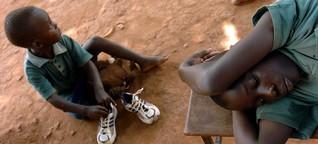 Traumatisiert fürs Leben: Kindersoldaten nach dem Krieg