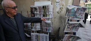 """Pressefreiheit: """"Die Lage in Algerien ist alarmierend"""""""