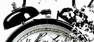 Die Zeit fliegt