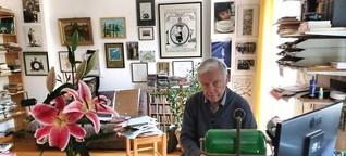 Sammler Koos van Weringh - Der Mann der tausenden Karikaturen