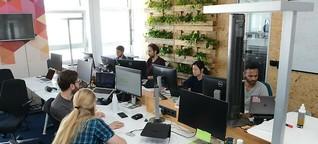 Berlins Start-ups leiden unter Fachkräftemangel