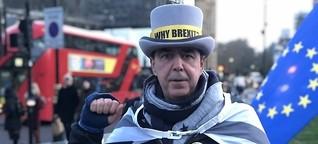 """Mr. """"Stop-Brexit"""" gibt nicht auf"""