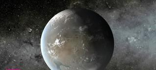 Einsame Exoplaneten - Planeten ohne Licht - aber nicht unbedingt ohne Leben