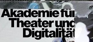 Theater der Zukunft - Digitalität auf der Bühne