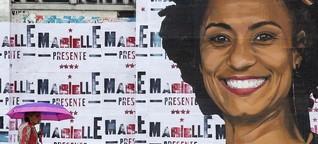 Brasilianische Aktivistin Franco: Symbol des Widerstands