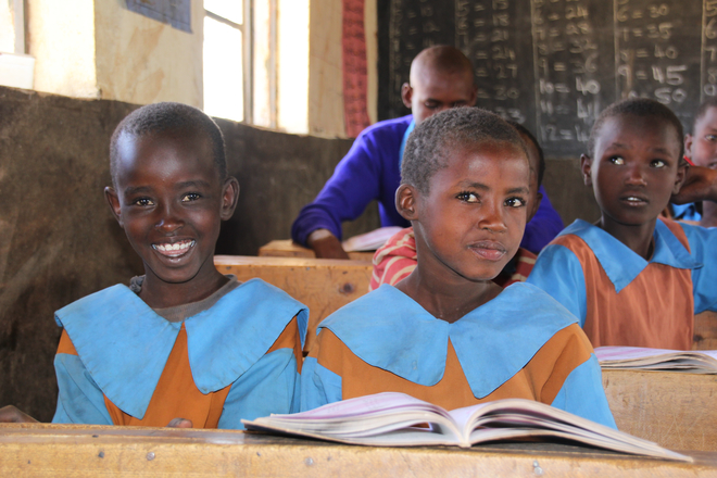 Coronakrise: Wie die Kinder der Massai darunter leiden, dass die Schule ausfällt.