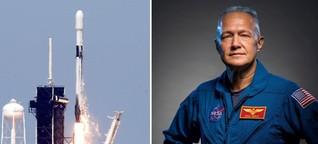 SpaceX-Start mit Astronauten: Amerikas Rückkehr ins All - WELT