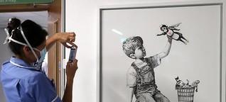 Banksy und die Helden des NHS