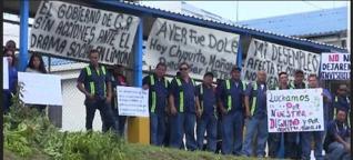 Costa Rica: Ein Jahr vergangen seit Massenentlassungen in Karibikhafen