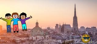 Was wäre wenn - Wien plötzlich freundlich wäre?