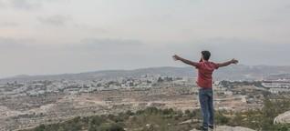 Couchsurfing in Palästina: Mos Fenster zur Welt
