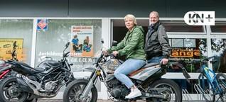 Ohne Prüfung mit dem Motorrad in die Freiheit