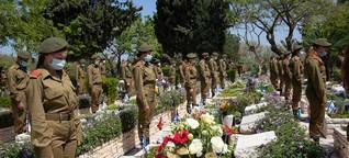 Jom haSikaron: Warum der israelische Gedenktag auch uns etwas angeht