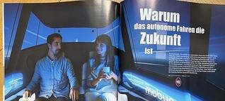 Warum das autonome Fahren die Zukunft ist