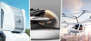 Elektromobilität - Zu Lande, zu Wasser und in der Luft