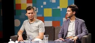 "Stars im Netz: Vassili Golod und Jan Kawelke, ""COSMO Machiavelli""-Podcast"