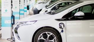 Warum das Stromnetz von morgen Elektroautos braucht