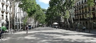 Barcelona in der Coronakrise - Eine Stadt besinnt sich