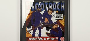 RECORDS REVISITED: Lootpack - Soundpieces: Da Antidote! // HHV-MAG.DE