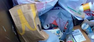 Müll und Plastik in den USA: Das Land der unbegrenzten Verschwendung