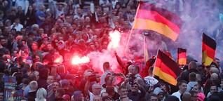 """In Chemnitz kämpfen nicht """"Linke gegen Rechte"""""""