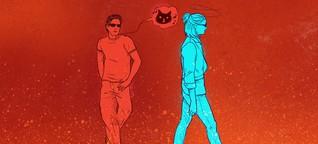 Wie wehre ich mich gegen verbale sexuelle Belästigung?
