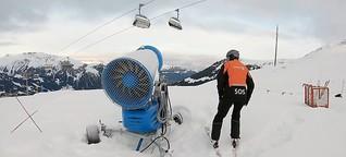 Wintersport trotz Klimawandel